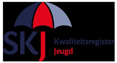 De Vlindertuin is aangesloten bij SKJ kwaliteitsregister jeugd